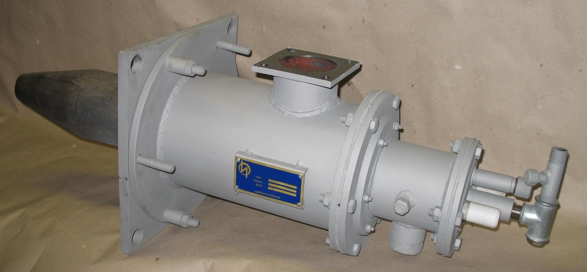 фото Скоростные газовые горелки