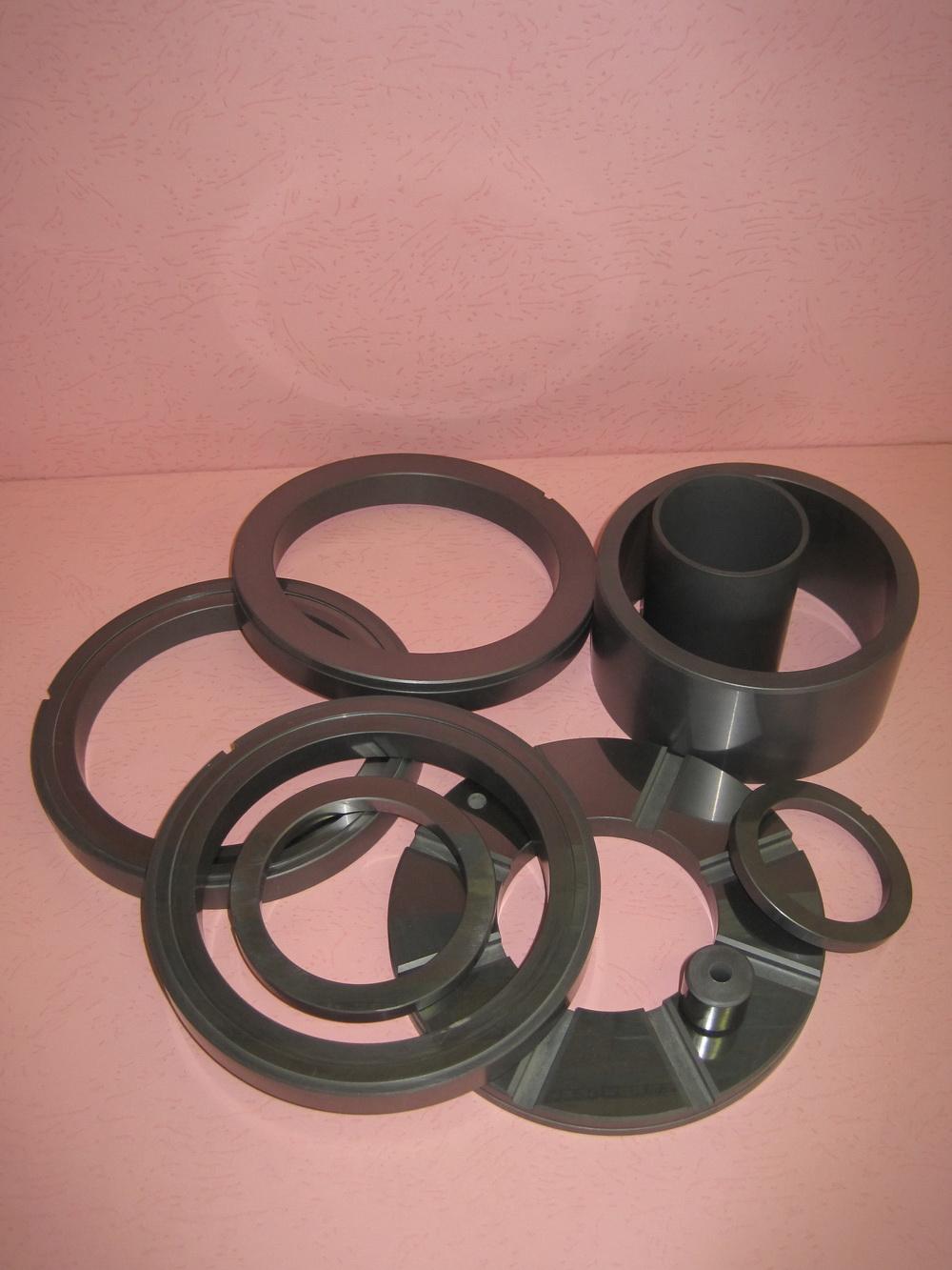 фото Изделия из карбида кремния марки Recar
